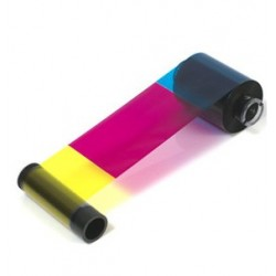 Magicard MA300YMCKO color de la cinta