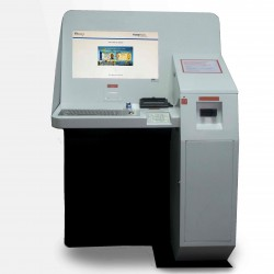 AUTOMATIC CARD PRINTING MACHINE