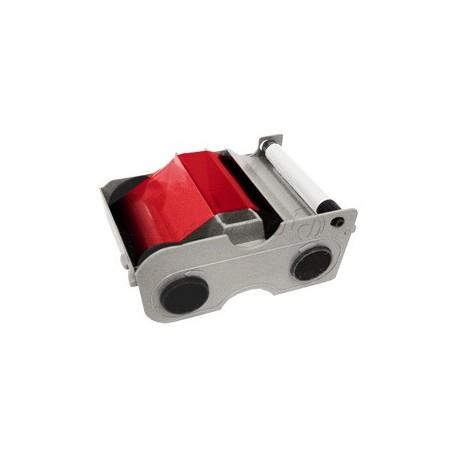 Fargo 45105 Ribbon Rojo Monocromo Kit