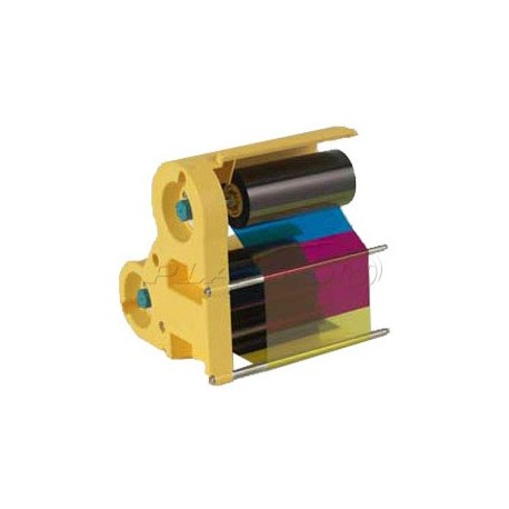 Magicard Prima 4 YMCK-UV Cinta de color