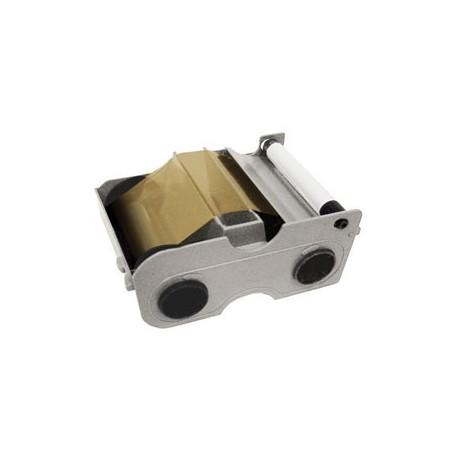 Fargo DTC400 Series cinta de oro metálico