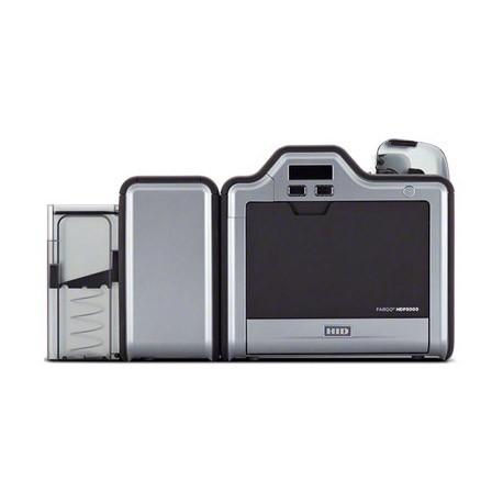 Fargo 89640 HDP5000 Dual-Sided Printer - Configurable