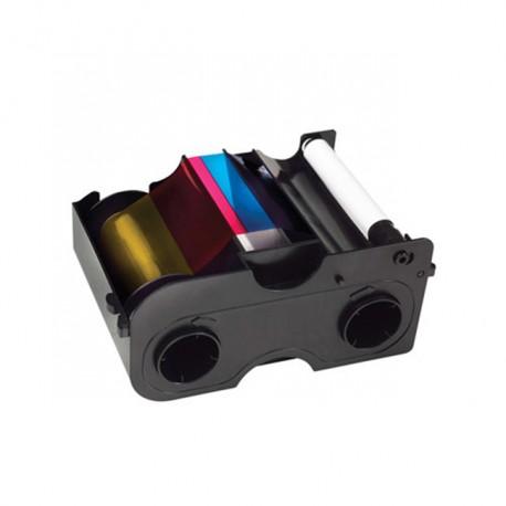 Fargo 45000 cinta del Color - YMCKO - 250 impresiones