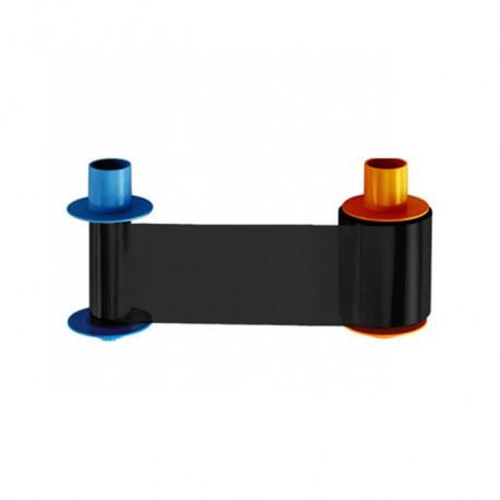 Impresiones de Fargo estándar negro monocromo cinta - K - 3,000