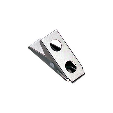 Miniclip metálico