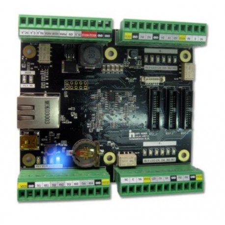 Control de acceso API Serie 4000
