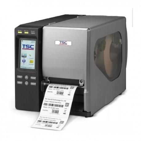 Impresora industrial de códigos de barra TTP-2410MT