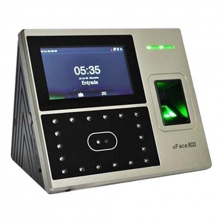 Multi-Biométrico para Control de Acceso uFace800