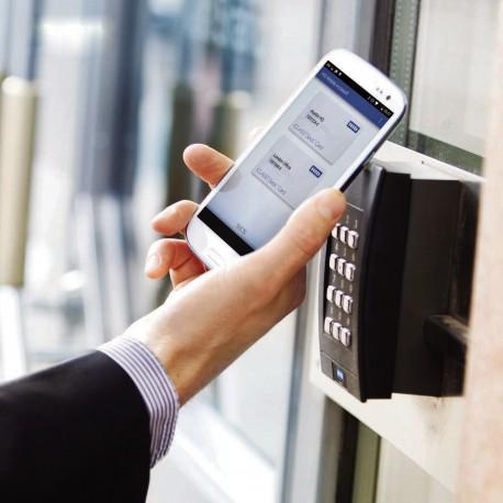 Tarjetas inteligentes HID ICLASS SEOS Smartphone de alta frecuencia