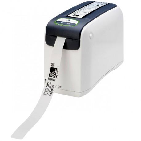 Impresora de pulseras a cartucho Zebra HC100