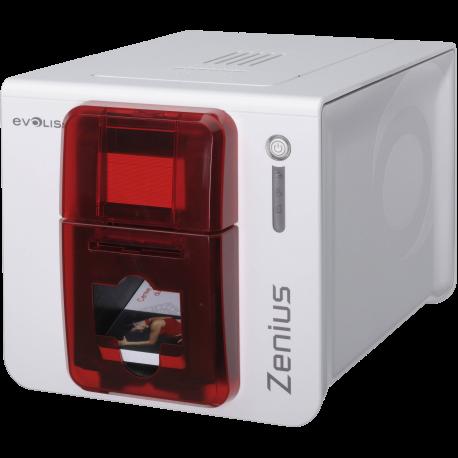 Kit Impresora de tarjetas Evolis Zenius Expert Single